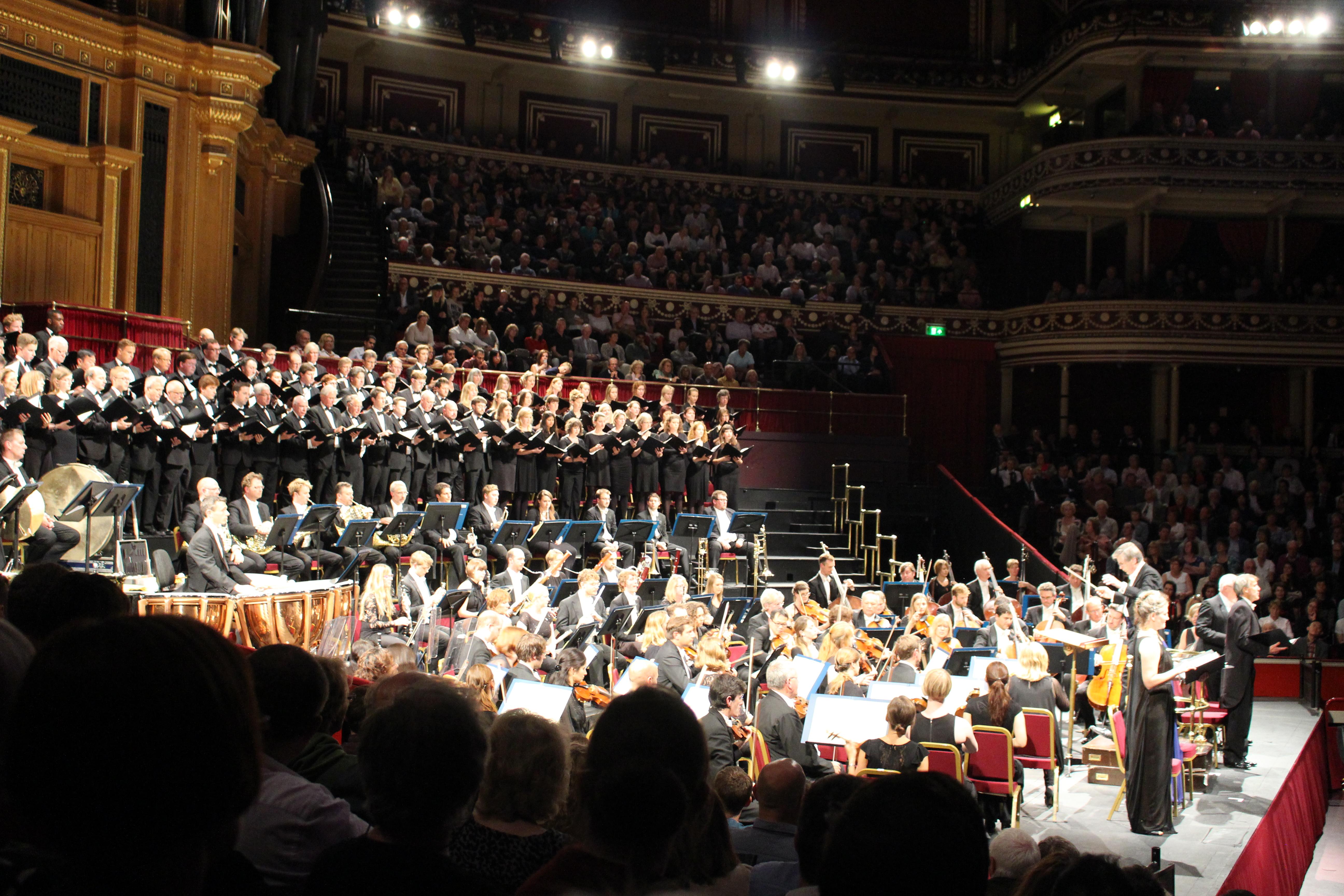 gladsaxe symphony orchestra Han er utrolig